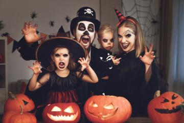 El origen del disfraz en Halloween