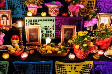 Los siete elementos del altar de muertos prehispánico y su...