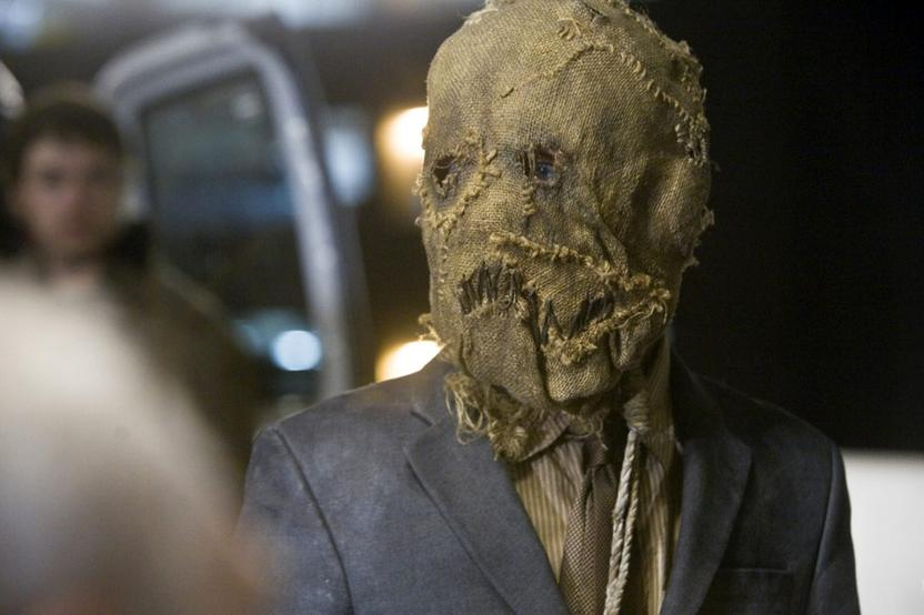 "Cillian Murphy como ""Scarecrow"" en ""The Dark Knight"" (2008)"
