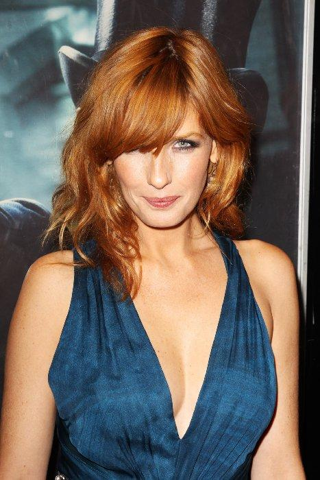 "Kelly Reilly en la premiere de ""Sherlock Holmes: A Game Of Shadows"" (2011) - Dave Hogan - © 2011 Getty Images - Image courtesy gettyimages.com"
