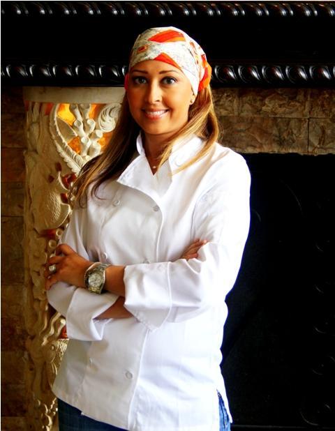 """Bo Bendana, chef y dueña de """"Mi Casa Supper Club"""""""
