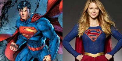 Superman aparecerá en Supergirl