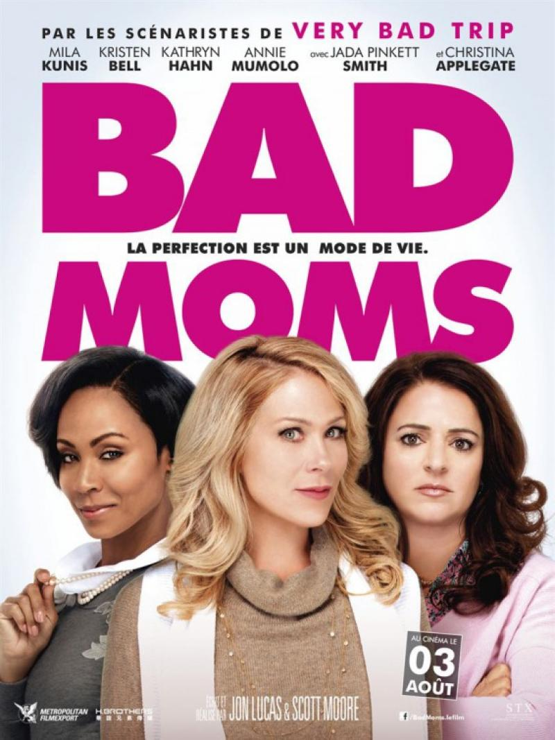 Bad Moms (Póster Internacional)