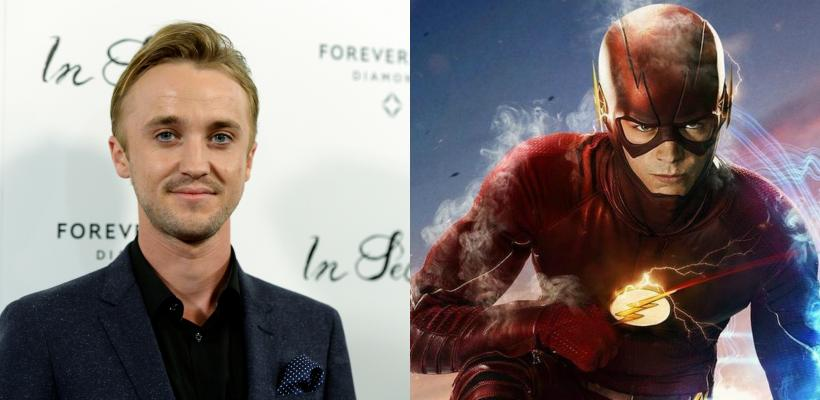 Tom Felton se une a la serie The Flash