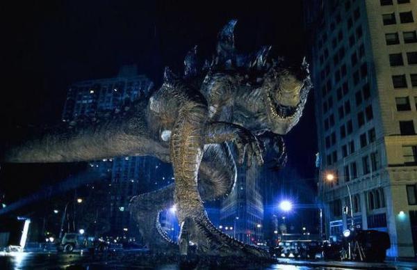 Godzilla en 1998