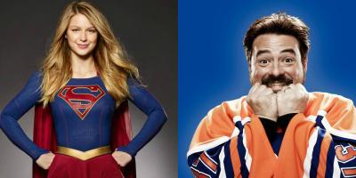 Kevin Smith quiere dirigir un episodio de Supergirl