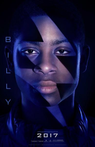 RJ Cyler es Billy, el Ranger azul