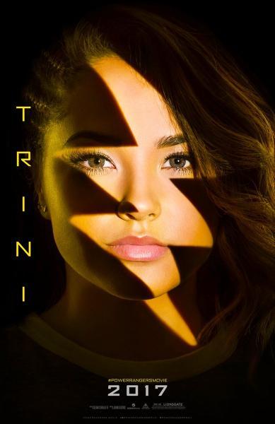 Becky G es Trini, la Ranger amarilla