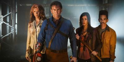 Mira el trailer de Ash vs Evil Dead que prohibieron en Comic-Con