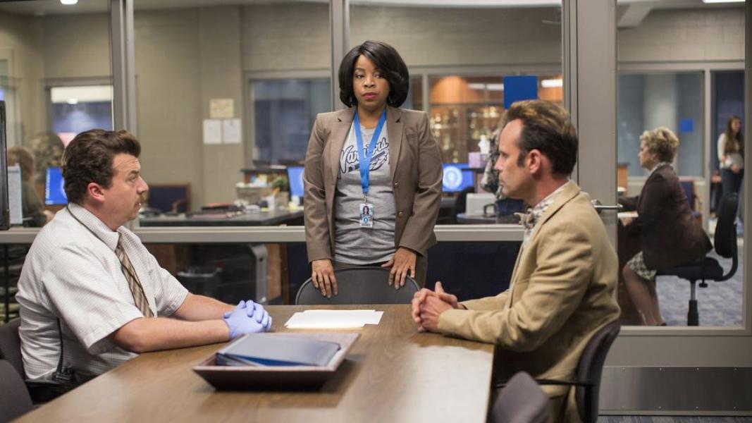 Vice Principals, A Trusty Steed (2016)