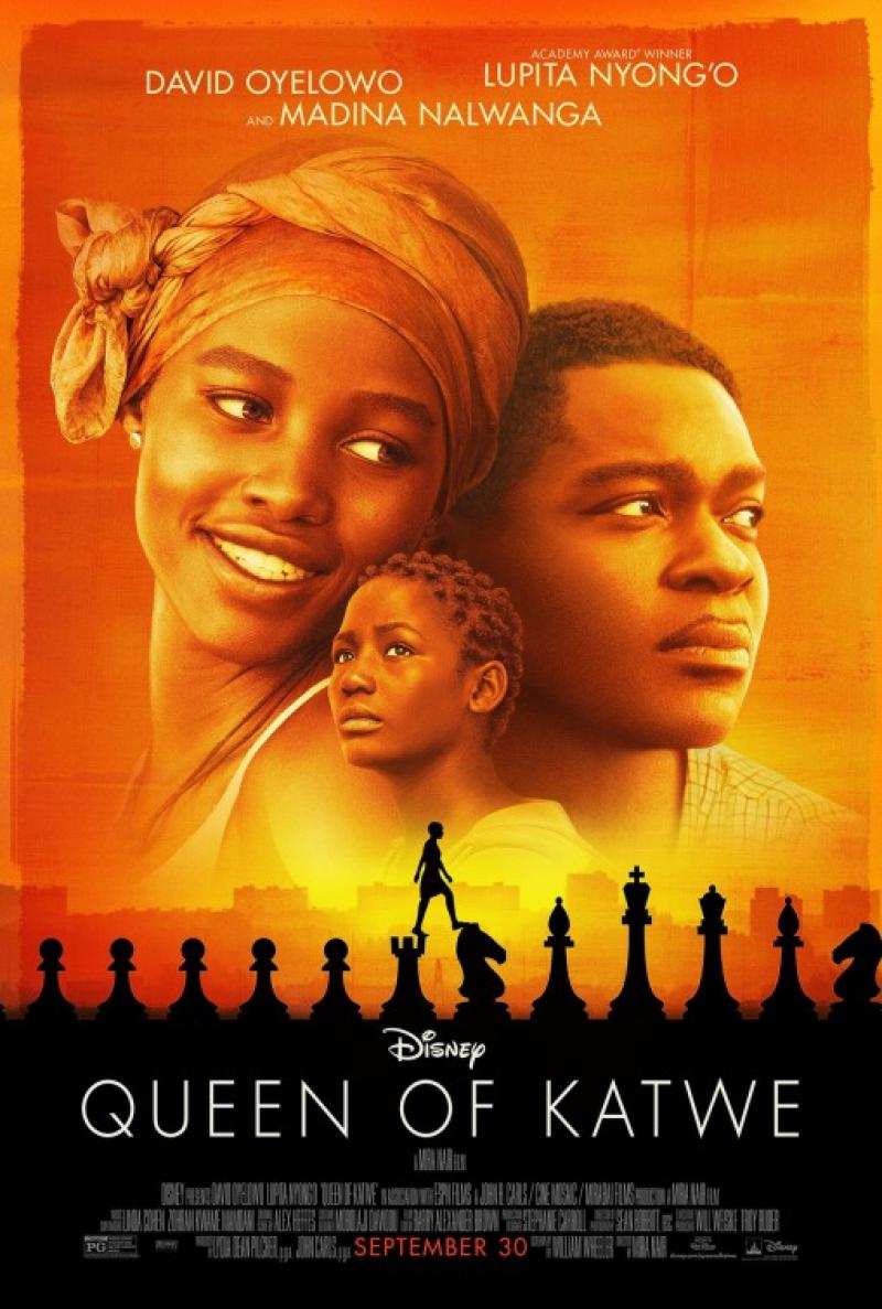 Queen of Katwe (2016)