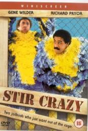Resultat d'imatges de Locos de remate (1980) Stir crazy