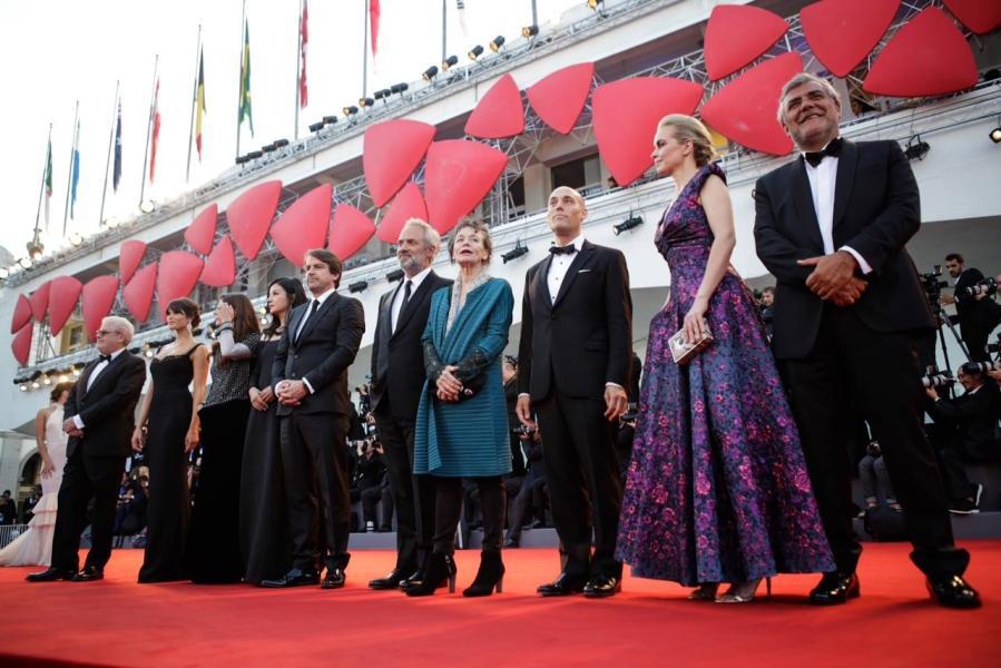 Ceremonia inaugural del Festival Internacional de cine de Venecia