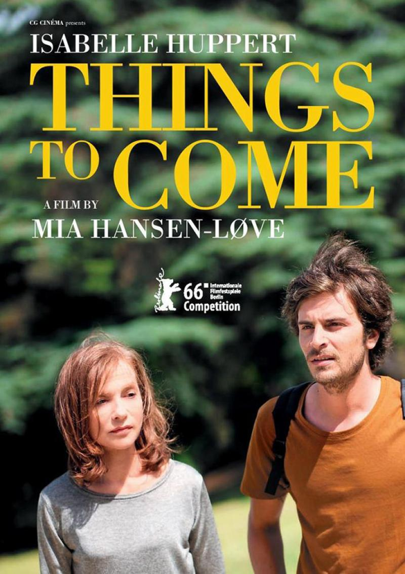 Poster Things to Come (2016)