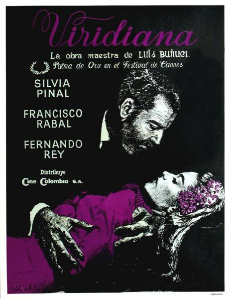 Póster de Viridiana (1962)