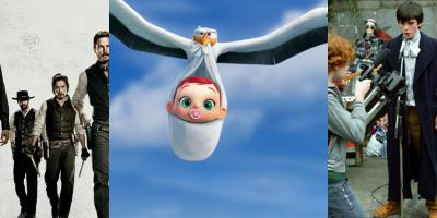 Películas infantiles y familiares: qué deben ver tus peques este fin de semana (25/09/2016)