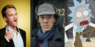 Series para ver este fin de semana: How I Met Your Mother, Sherlock y Rick and Morty (21-23/10/2016)