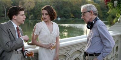 Café Society: la primera película de Woody Allen en digital
