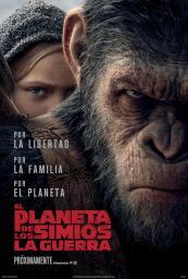 El Planeta de los Simios: La Guerra