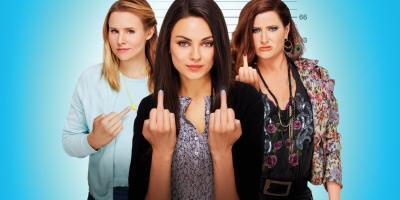 Mila Kunis volverá a ser una mala madre en Bad Moms 2