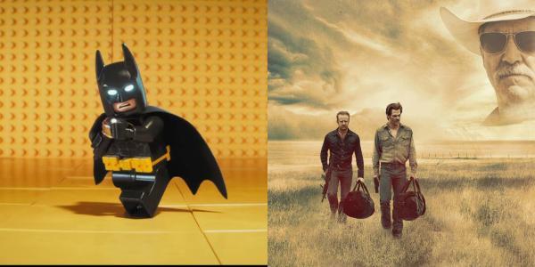 LEGO Batman La Película y Enemigo de todos