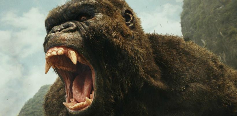 Kong pelea contra monstruos en nuevo trailer de Kong: La Isla Calavera