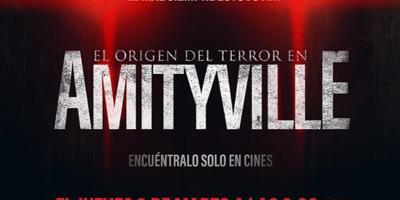 PROMO: gana pases dobles para la premiere de El Origen del Terror en Amityville