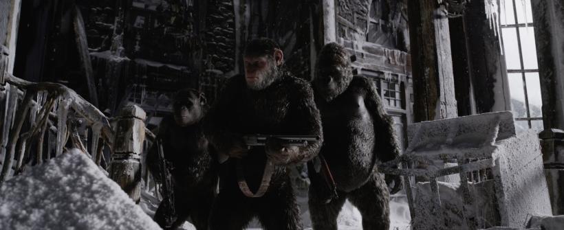 El Planeta de los Simios: La Guerra - Tráiler #3 Subtitulado al Español