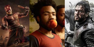 Series para ver este fin de semana: Game of Thrones, Atlanta, Daredevil