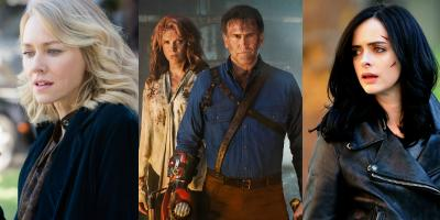 Series para ver este fin de semana: Gypsy, Jessica Jones, Ash vs Evil Dead