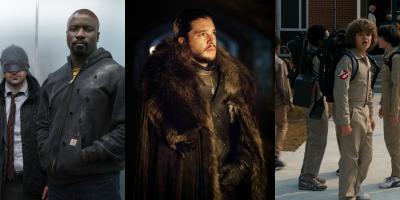 Las series más deseadas y esperadas en 2017