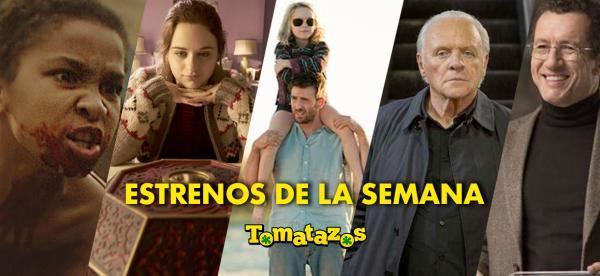 Estrenos de cine en México del 14 de julio