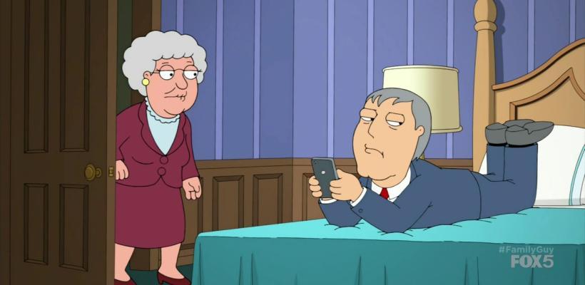 Family Guy homenajea a Adam West