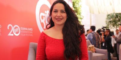 Tiaré Scanda habla sobre Vive por mí desde el Festival Internacional de Cine de Guanajuato