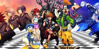 Disney quiere convertir el videojuego Kingdom Hearts en una película animada