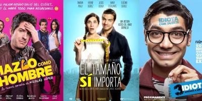 Las peores películas mexicanas en lo que va de 2017