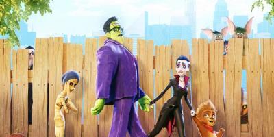 Te invitamos a la premiere de La Familia Monster