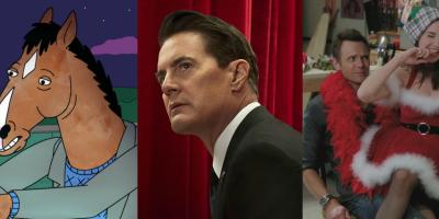 Series para ver este fin de semana: BoJack Horseman, Twin Peaks: The Return, Community
