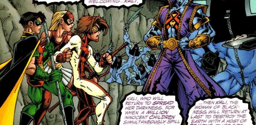 Se confirma el primer villano para la serie live-action de Teen Titans