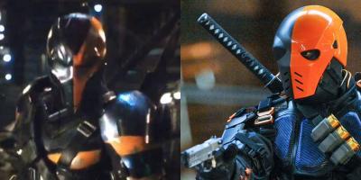 Deathstroke podría haber sido eliminado de Liga de la Justicia y ya no aparecer en The Batman