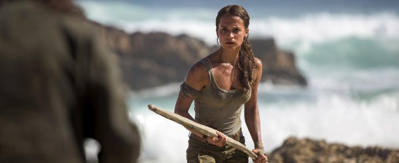 Tomb Raider: Las Aventuras de Lara Croft - Tráiler Subtitulado al Español