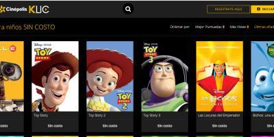 Cinépolis Klic ofrece películas infantiles sin costo tras el sismo