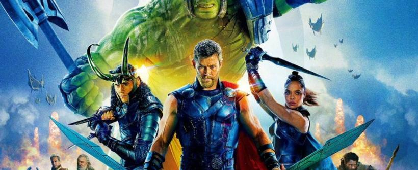 Thor: Ragnarok: Tráiler Chino