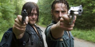 The Walking Dead podría continuar sin Rick