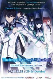The Irregular at Magic High School La Película: La Chica que Llama a las Estrellas