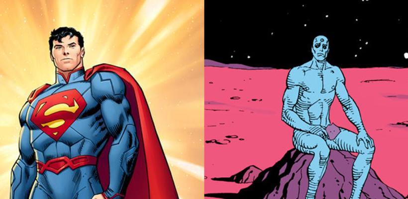 Se confirma que Doomsday Clock es una secuela de Watchmen
