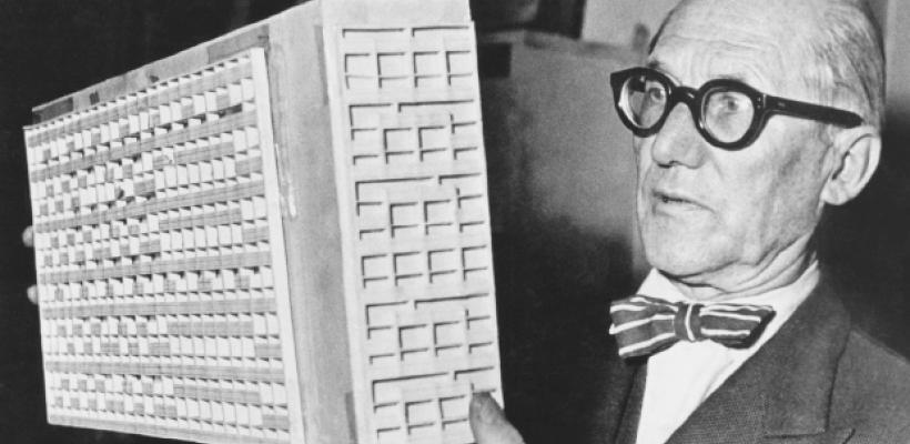 Le Corbusier y su arquitectura en el cine