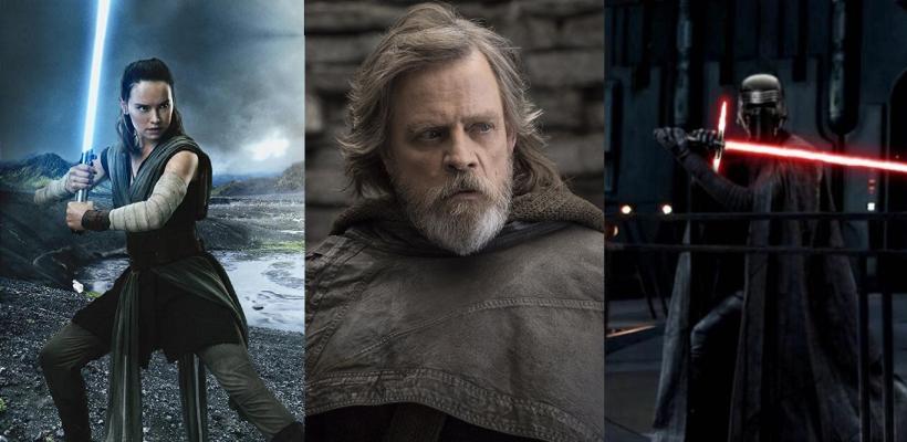Star Wars: Los Últimos Jedi: ve el nuevo e impactante tráiler