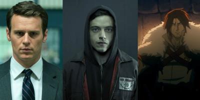 Series para ver este fin de semana: Mindhunter, Castlevania, Mr. Robot
