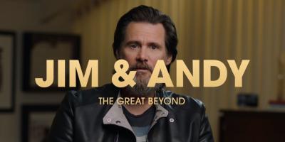 El documental de Jim Carrey de Netflix estrena un alucinante tráiler